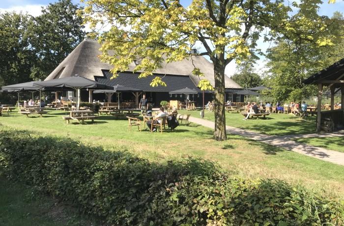 Grootste terras van Brabant!