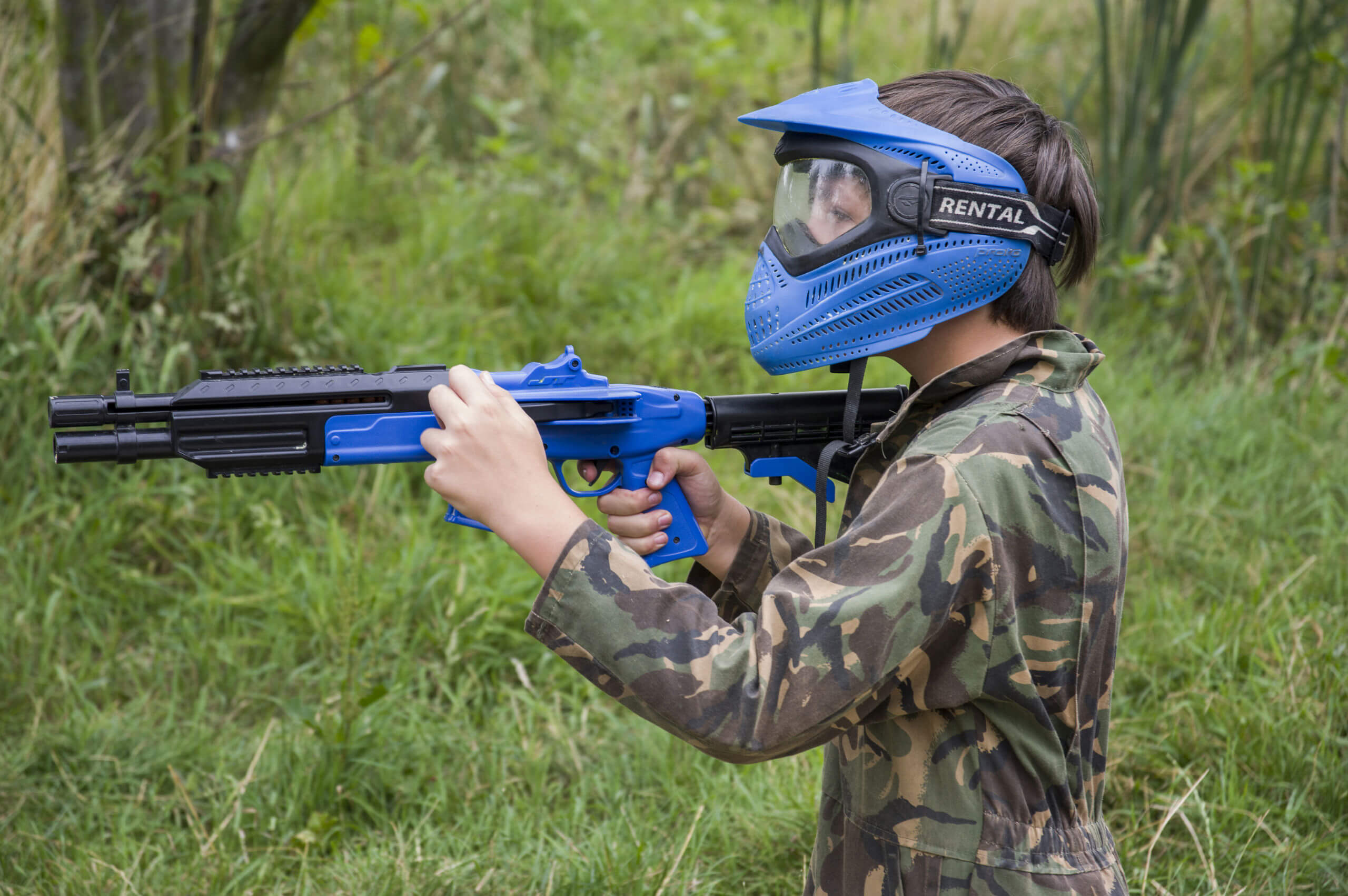 Sniper Paintball