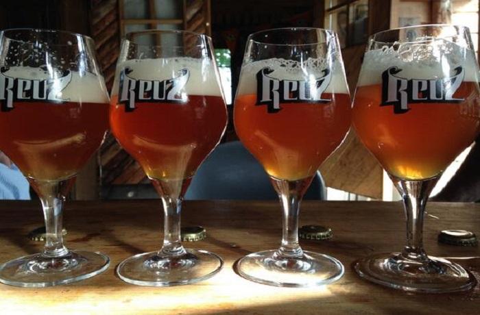 Bierbrouwen, proeverij & eten