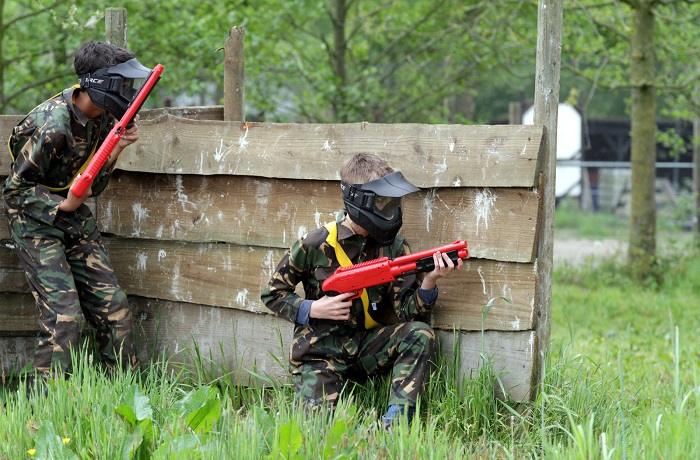 Shotgun Paintball